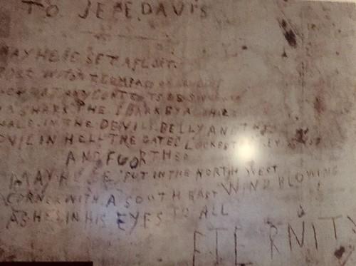 virginia war confederate civil jefferson davis winchester confederacy