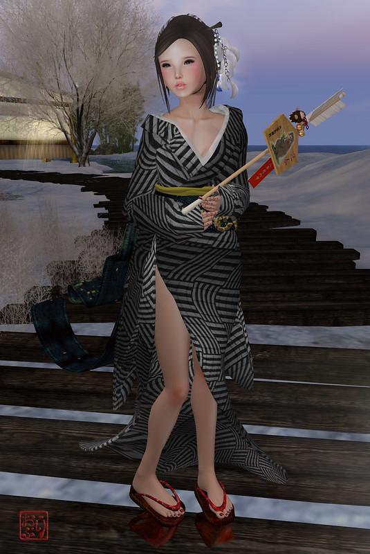 more Kimono for you...