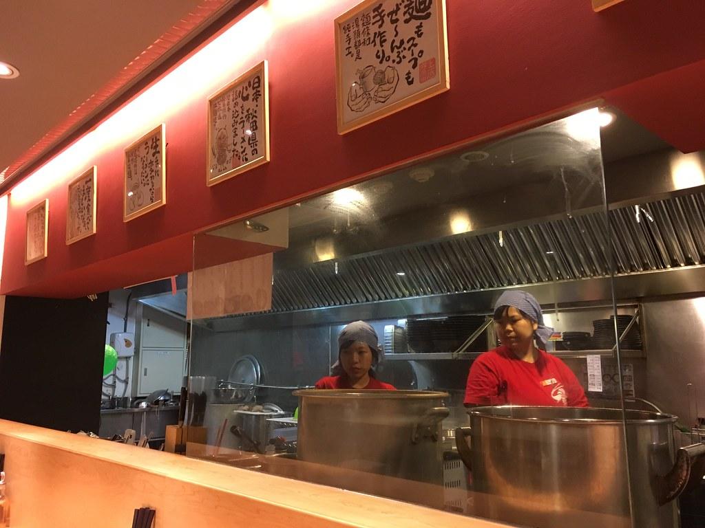 拉麵食堂-元氣屋