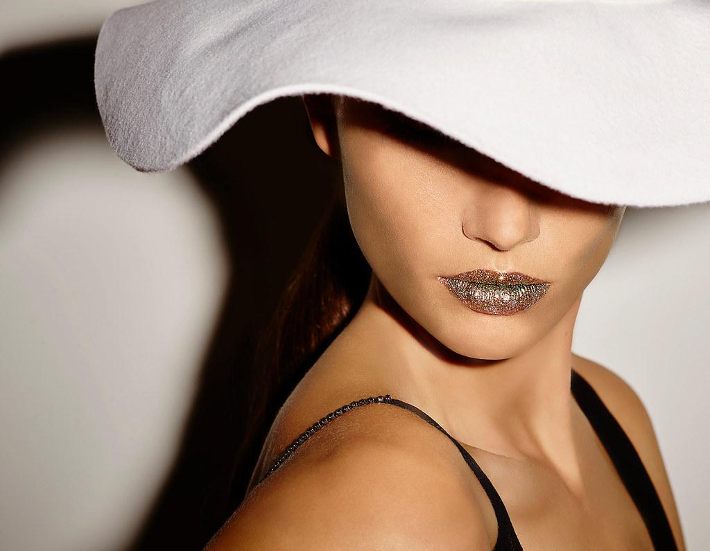 Лили Олдридж — Фотосессия для «Vogue» ES 2015 – 11