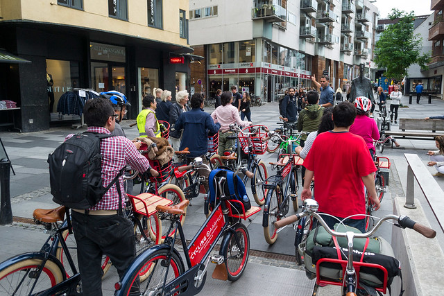 Bikeable City Seminar August 2015