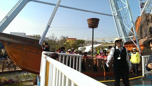 台北兒童新樂園設施好好玩!誰說遊樂園是兒童的專利呢! (6)