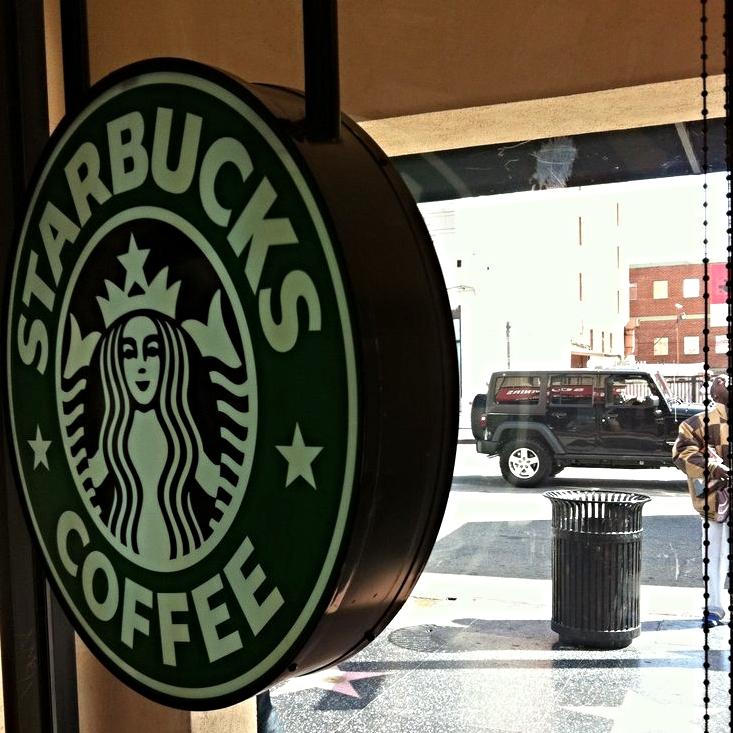 Starbucks en Los Angeles, California