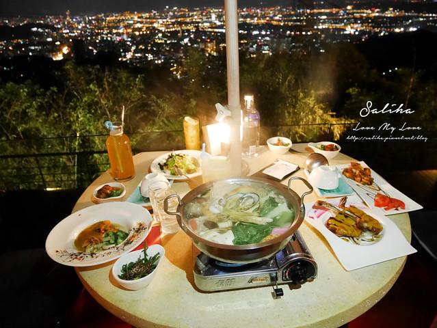 陽明山景觀餐廳推薦八卦夜未眠 火鍋燒烤