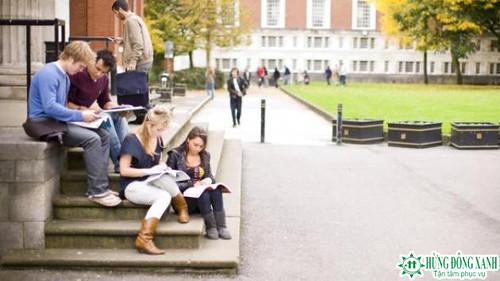 Muốn du học tại Vương quốc Anh
