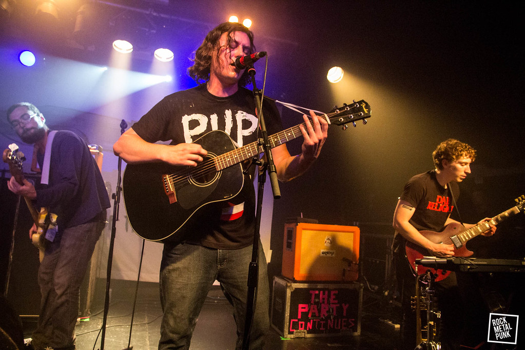 The Front Bottoms // Shots by Charlotte Davidson