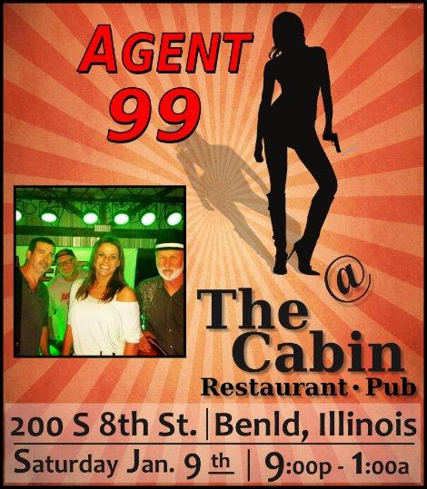 Agent 99 1-9-16