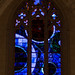 Washington National Cathedral - moon rock stained glass