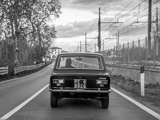 FIAT 128 - Auto dell'Anno 1970