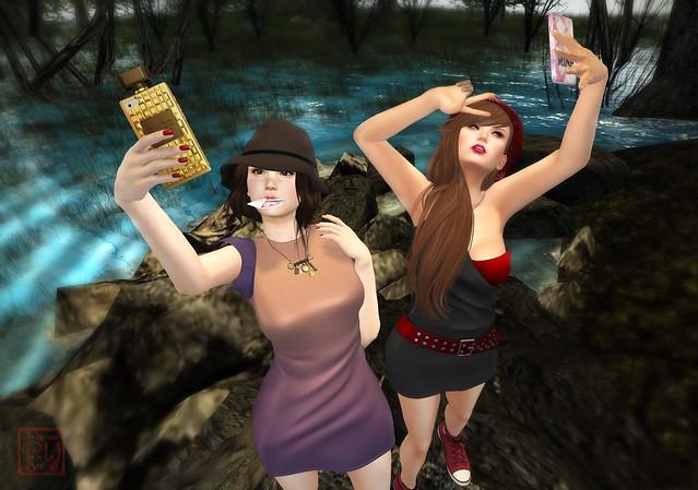 Selfie Buddies! :D