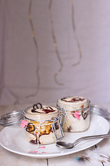 Coffee Cream & Vanilla Trifle