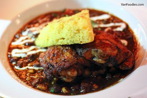Chicken Mole Stew