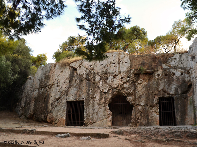 Prisión de Sócrates