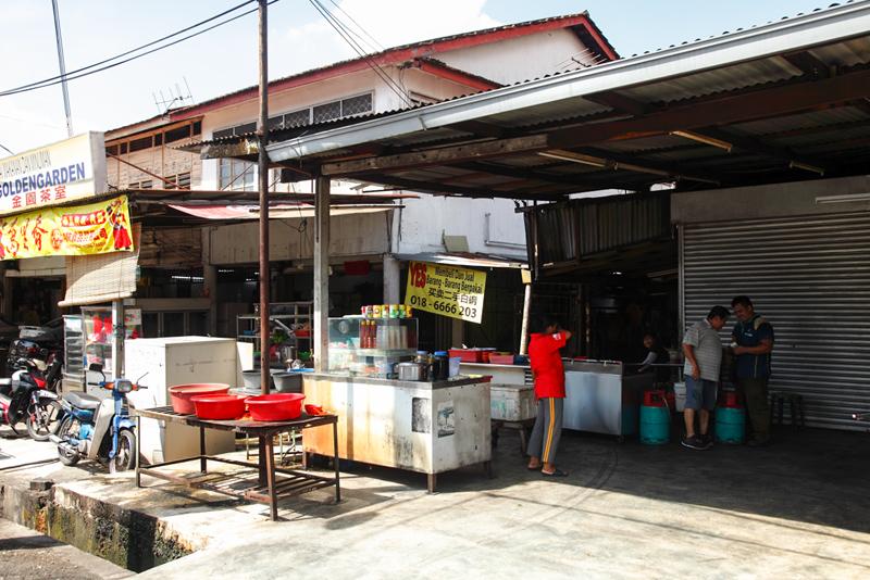 Fei Lou Fried Noodle Stall Jinjang