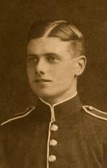 Second Lieutenant R A de Stacpoole - Photo of Reuil-en-Brie