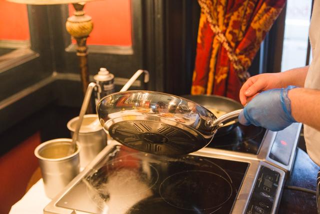 L'Escargot Sunday Brunch review London