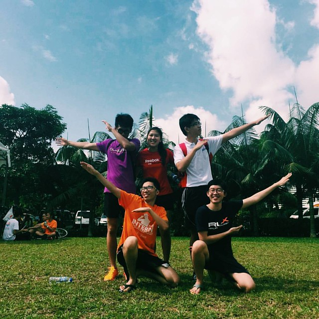 Sec 5'15 @ Jogathon Photo Cr: @gab.choo