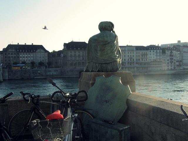 Helvetia auf Reisen, Basel, CH