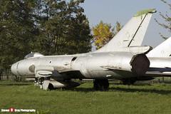 807 - 7807 - Polish Air Force - Sukhoi SU-7 BKL - Polish Aviation Musuem - Krakow, Poland - 151010 - Steven Gray - IMG_0405