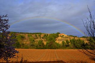Arc de Sant Martí, Can Cruset, Torrelles de Foix.