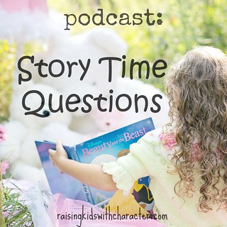 Podcast: Story Time Questions