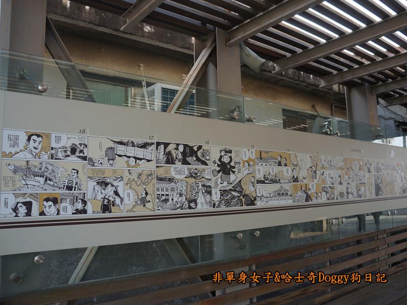 高雄港站哈瑪星打狗鐵道故事館07