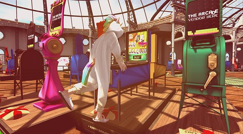 Arcade open now