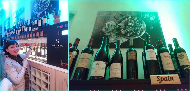 Easy Wine, Riga
