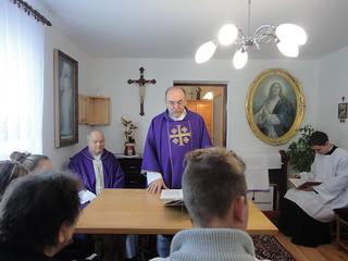 Kaplnka sv. Michala archanjela v našej farnosti