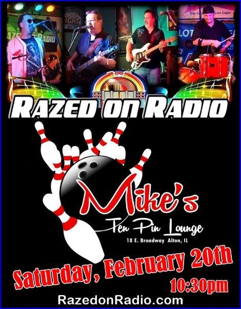 Razed On Radio 2-20-16