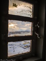 Andenes through the window
