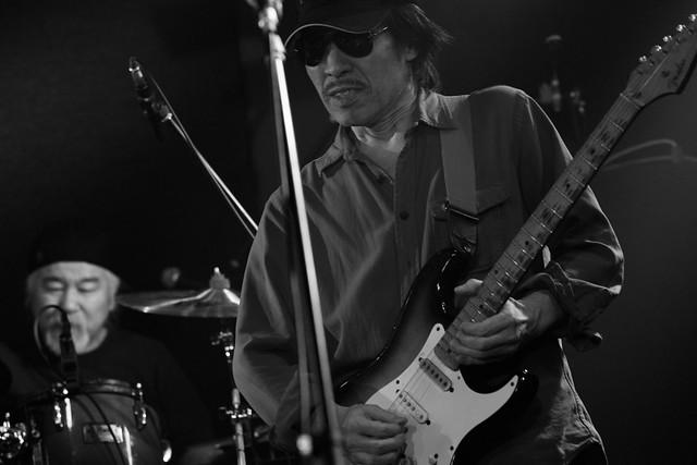 A.T.M live at 獅子王, Tokyo, 19 Feb 2016. -00048