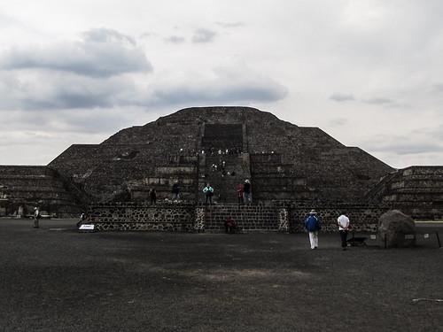 Teotihuacan: la Pyramide de la Lune