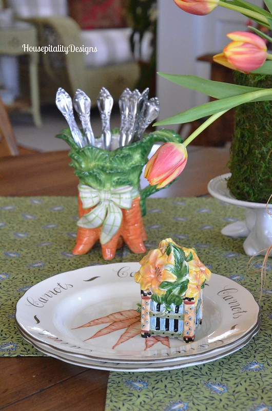 Franciscan Spring Vegetable Plates - Housepitality Designs