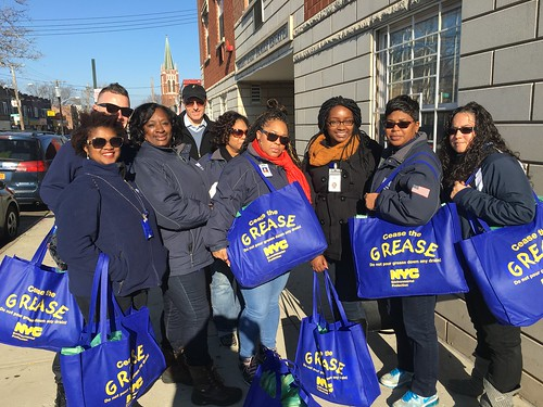SE Queens Grease Outreach Program