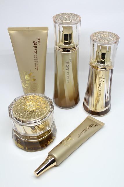 The Face Shop Hwansaenggo Escargot Gold review