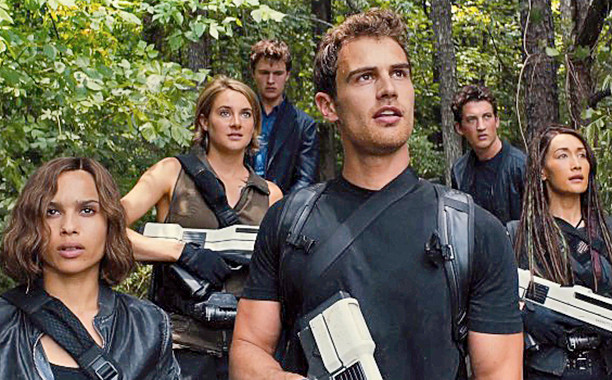 Allegiant Film Review