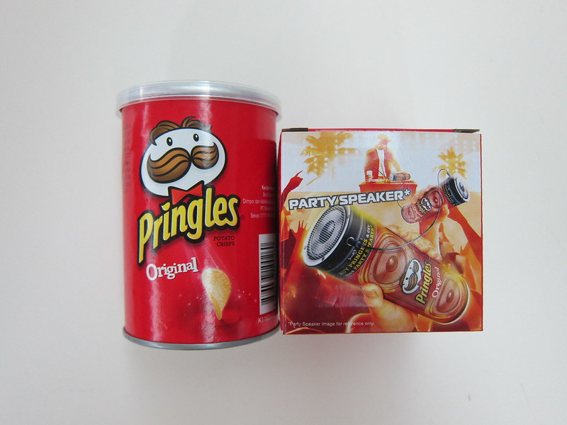 Pringles Party Speaker With Pringles Original 42g