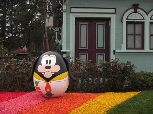 Goofy Easter egg