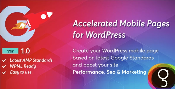 Accelerated Mobile Pages ( AMP ) for WordPress v1.3