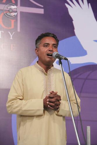 Surinder Khanna from Chandpur expresses his views