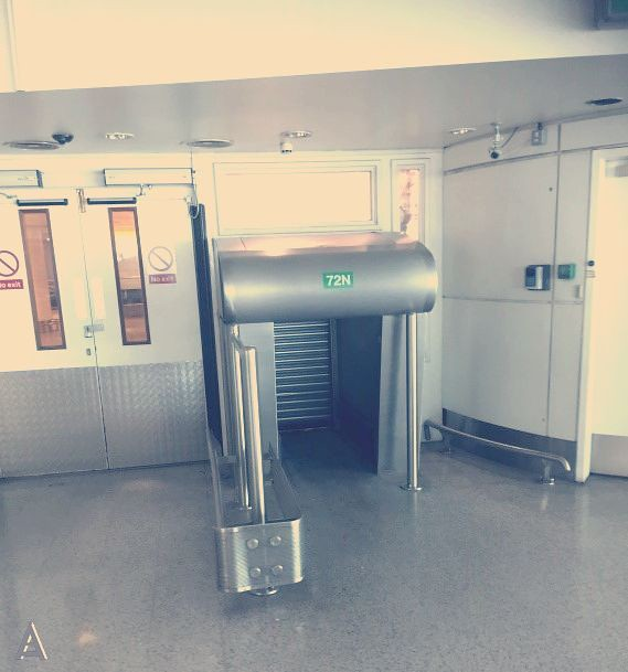 airport baggage conveyor systems
