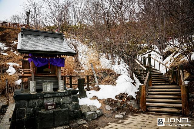 Photo:Winter in Hokkaido(Noboribetsu) - 70 By LIONEL-ARTS