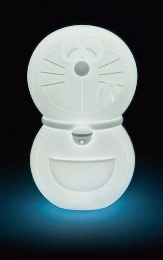 【DING DONG 宅配便・台灣】雪の哆啦A夢「造型檯燈」 開始販售啦!