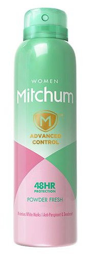 Mitchum Dry Spray Deodorant