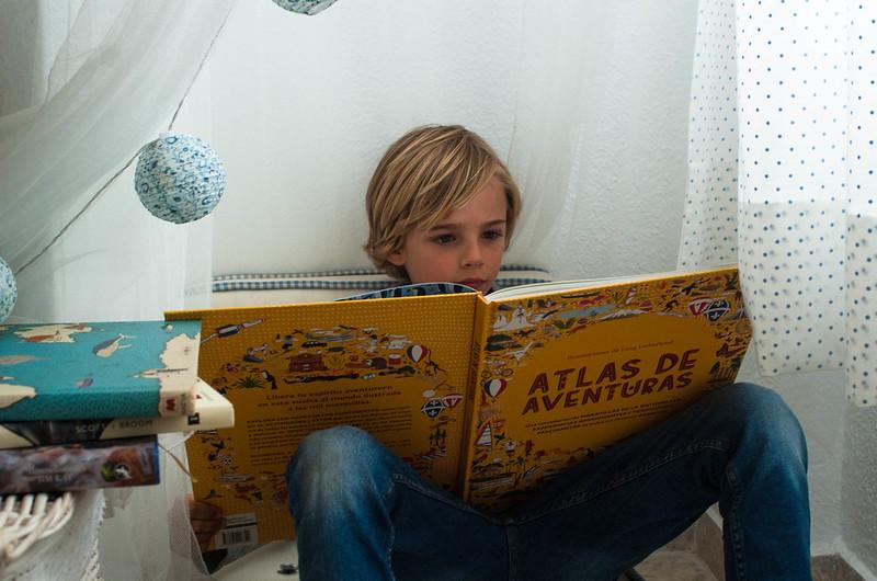 Hoy leen #losbichos
