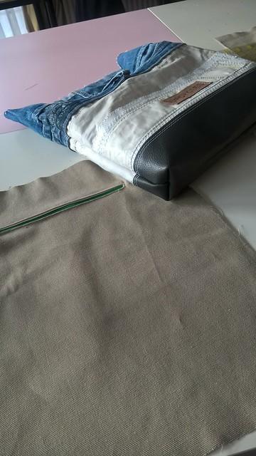 Tassen maken van hergebruikt materiaal