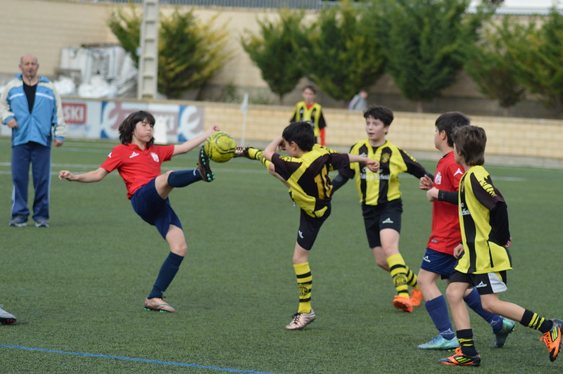 Fútbol Alevin Aluvión B Corellano