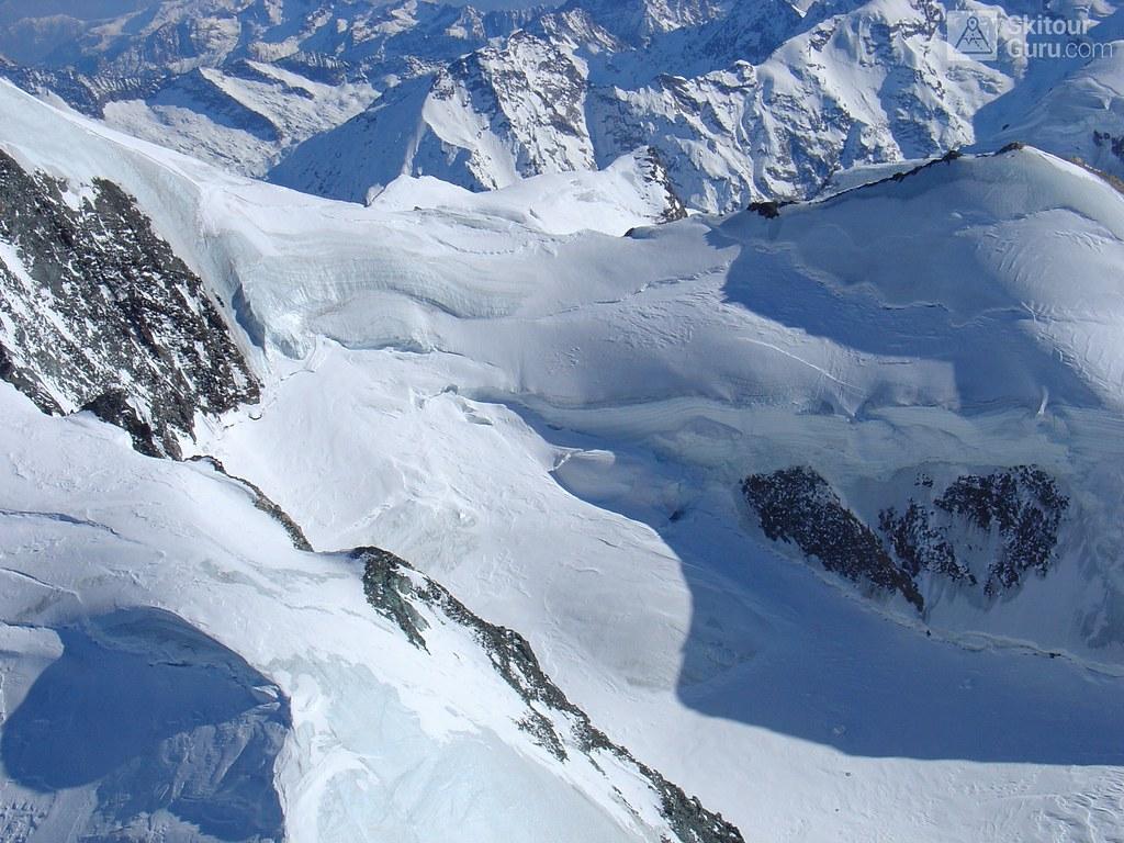 Rimpfischhorn Walliser Alpen / Alpes valaisannes Switzerland photo 25