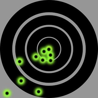 Target, 9mm, Last Try